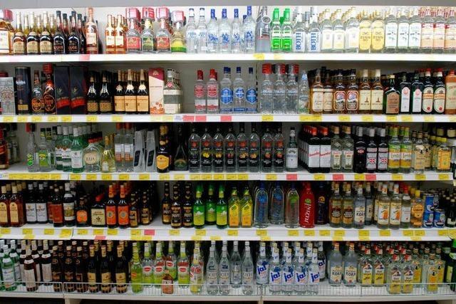 Sechs von zehn Testkäufern bekommen Alkohol