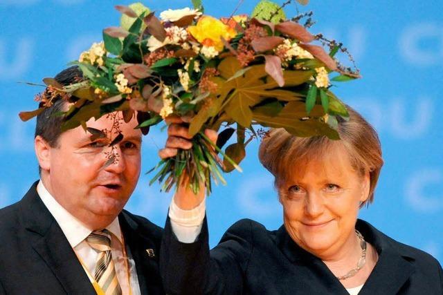 CDU-Parteitag in Karlsruhe: Auf in den Kampf