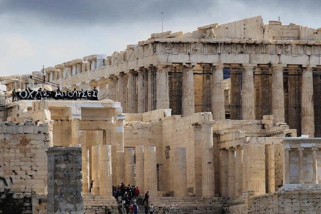 Griechenland: Das Loch fällt größer als gedacht aus