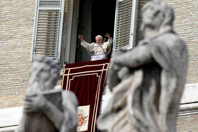 Papst besucht im Juni 2011 Kroatien