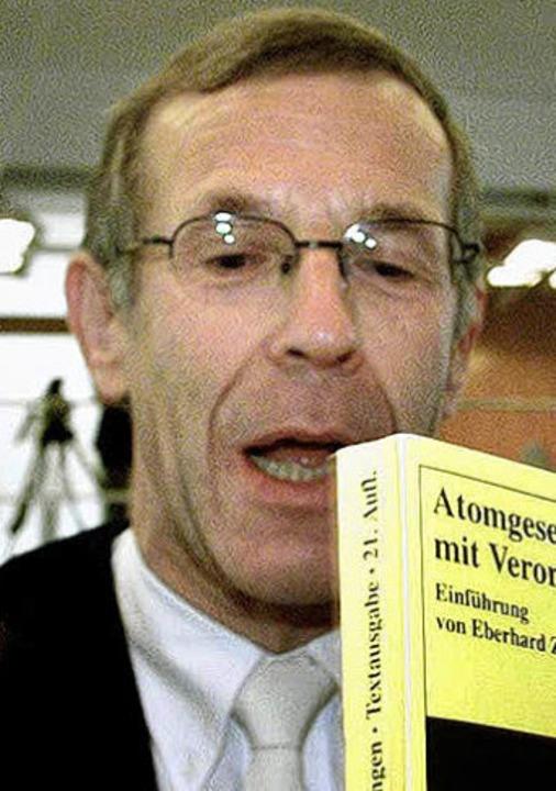 Klaus-Peter Dolde  | Foto: Verwendung nur in Deutschland, usage Germany only