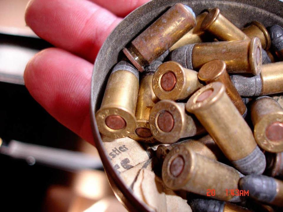 Über 1000 Schuss Munition wurden entdeckt  | Foto: Zollfahndungsamt Stuttgart