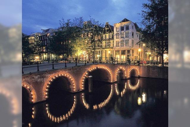 Stadt, Land – oder mehr Fluss?
