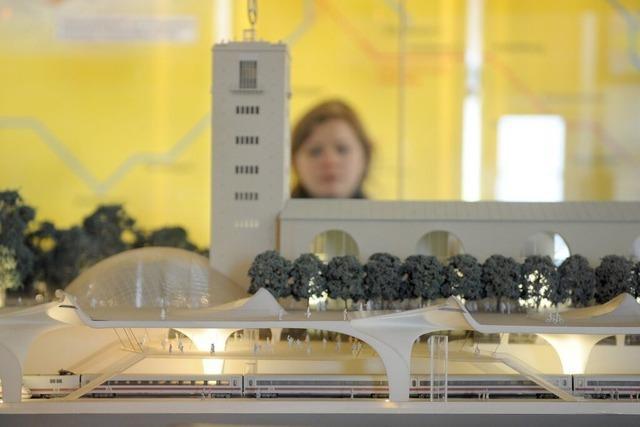 Stuttgart 21: Schlichtung kostet eine halbe Million Euro