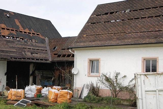Wirbel um Asbest in Dachplatten