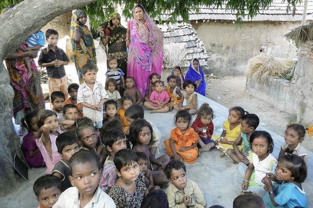 Live-Erlebnis Entwicklungshilfe