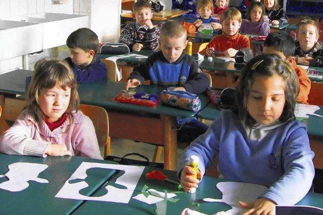 Kinder sollen jahrgangsübergreifend lernen