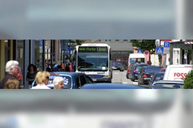 Busumleitung unter Bauchschmerzen