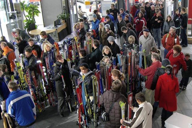 Skier und mehr