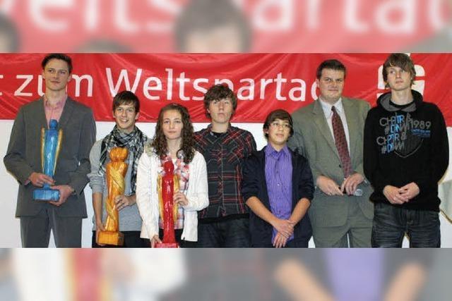 Rheinfelden ehrt seine Sportler