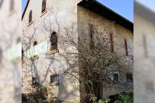 Pläne: Leben in der alten Scheune
