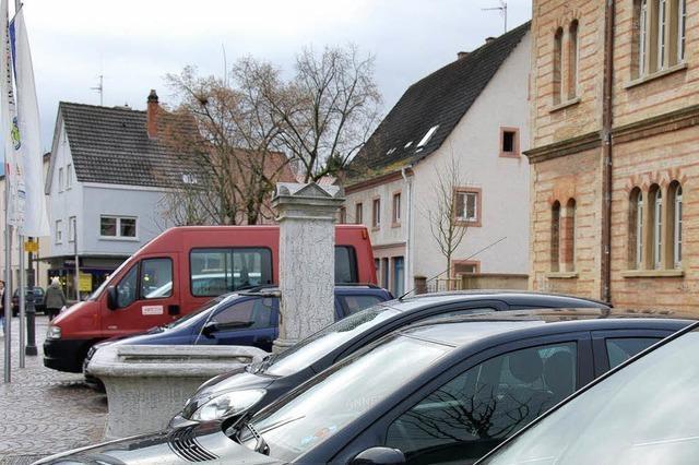 Parken vor dem Spital weiter erlaubt