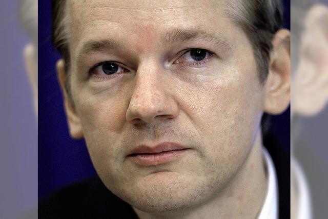 Wikileaks-Gründer: Für Assange wird's ernst