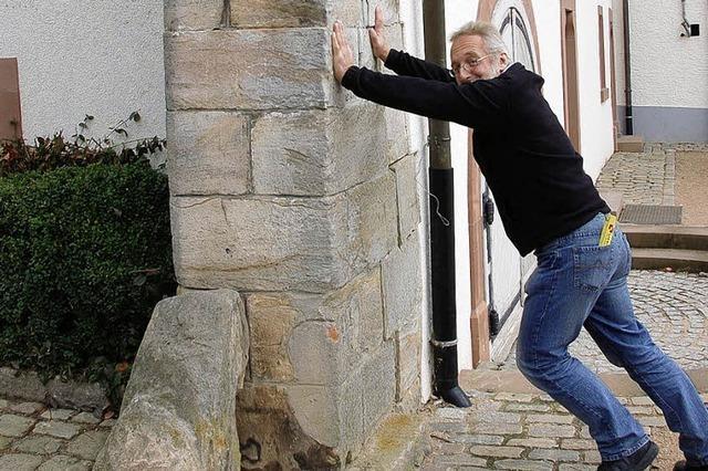 Torbogen: Denkmalamt lenkt ein
