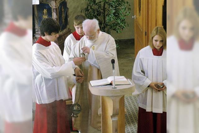 Katholiken feiern Patrozinium