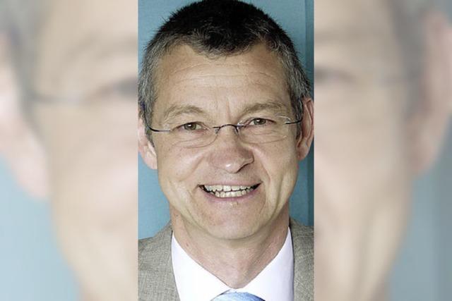 Eberhardt löst Schleyer ab