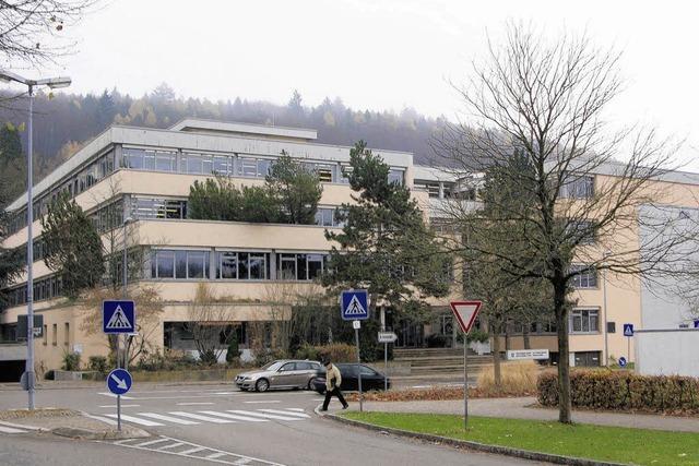 Waldshuter Gewerbeschule ist in die Jahre gekommen