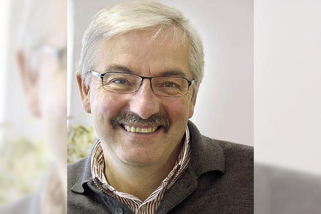 Helmut Kaiser strebt dritte Amtszeit an