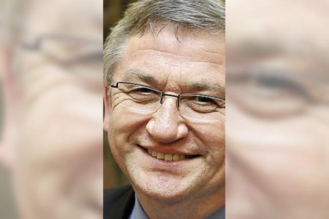 ZUR PERSON: Würtenberger präsidiert Beirat am Euro-Airport