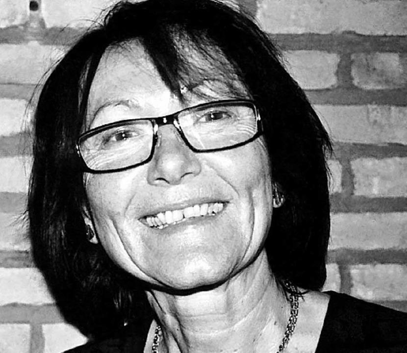 Rosa Speidel  | Foto: Pro