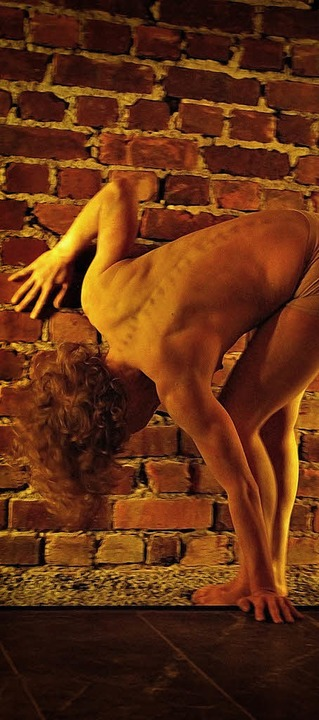 Tanz: Marie Kolinsky  | Foto: Markus Reck