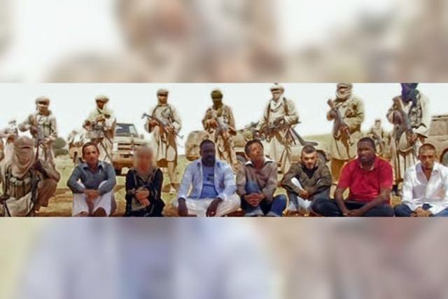 Al-Qaida fordert Paris auf, mit Osama bin Laden zu verhandeln