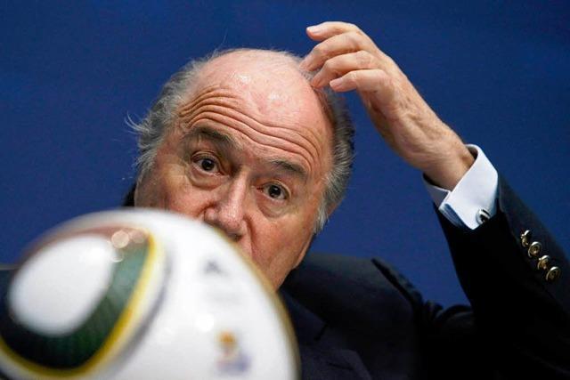 Die Reinwaschung der Fifa