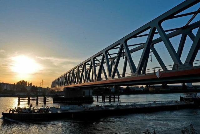 Kehl: Brückenschlag über den Rhein