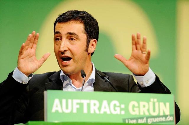 Özdemir/Roth ziehen siegesgewiss ins Superwahljahr