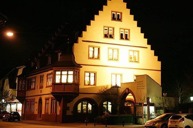 Rathaus widerstand allen Turbulenzen im Dorf