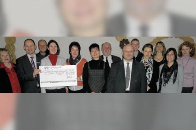 Vereine in der Region profitieren vom Gewinnsparen