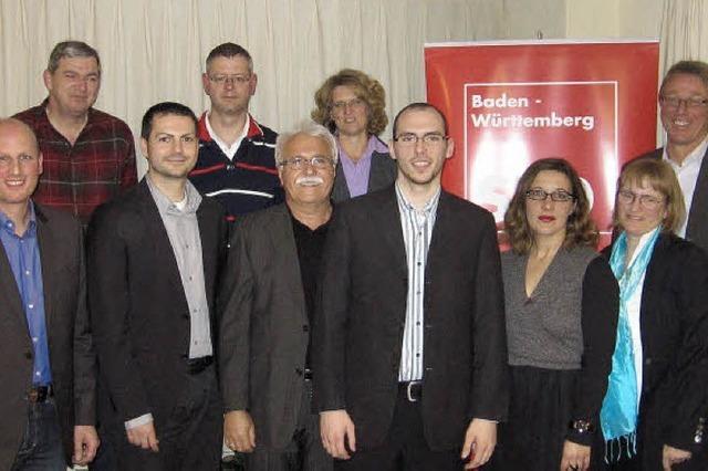 Generationswechsel bei der SPD