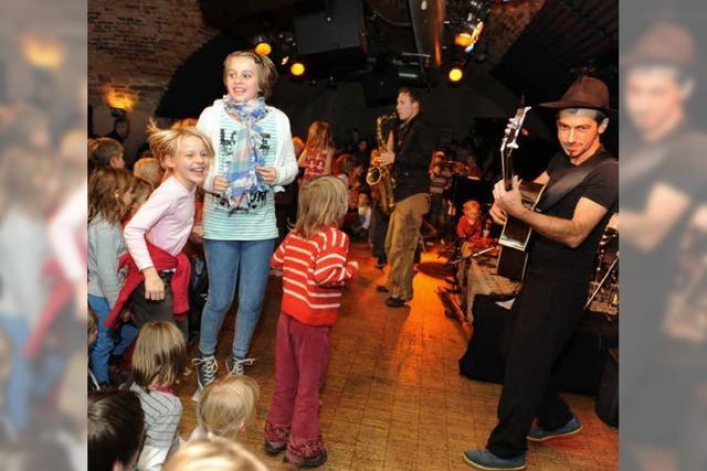 Wie Balkan-Beats zu Kindermusik werden