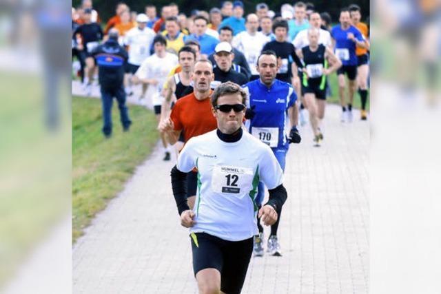 Felix Köhler stellt einen neuen Streckenrekord auf