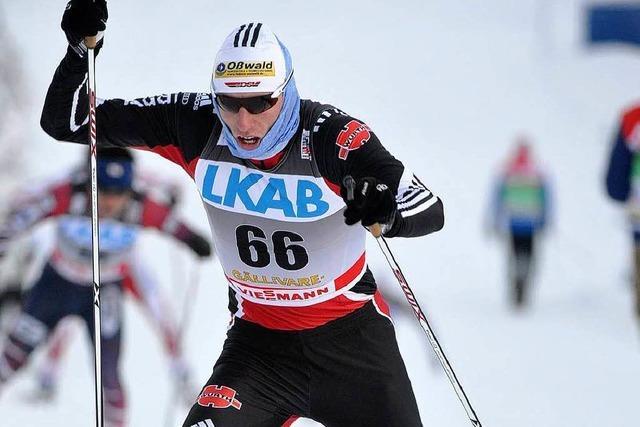 Betrunkene bringen die deutschen Skilangläufer um ihre Nachtruhe