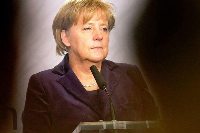 Merkel trifft Sarkozy: Sicherheitskonzept ist noch in Arbeit