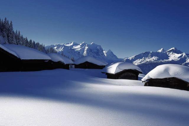 Im Herzen der Schweizer Alpen