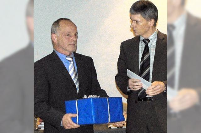Andy Müller verlässt Gemeinderat