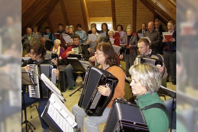 Gemeinsames Kirchenkonzert