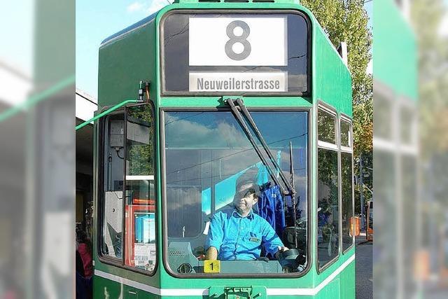 Kosten für die Tram liegen bei 28,6 Millionen