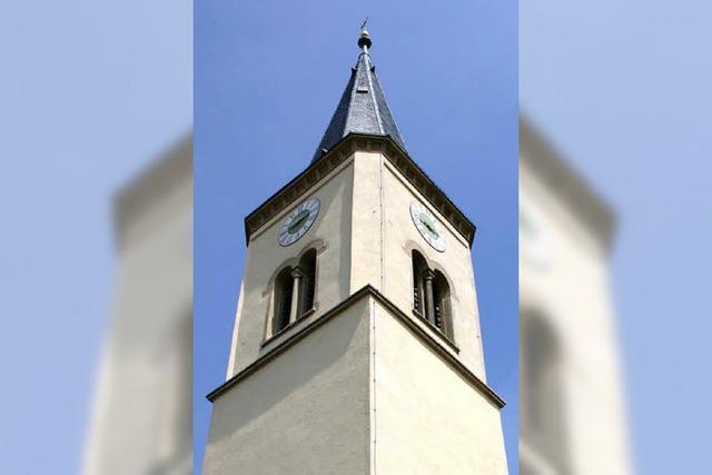 Pfarrer Schmidt geht in Rente