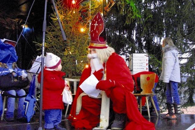 Weihnachtlicher Glanz direkt am Rhein