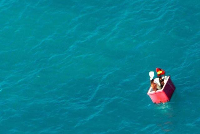 50 Tage allein auf dem Pazifik: Jugendliche gerettet