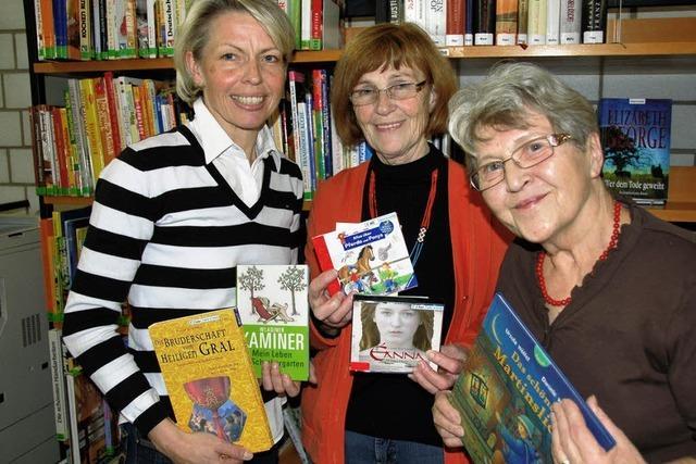 Leseratten stürmen Bilderbuchkino