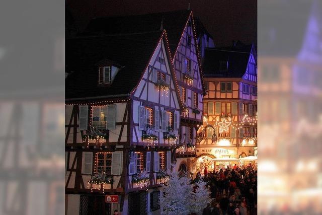 Auch im Elsass beginnt die Saison der Weihnachtsmärkte