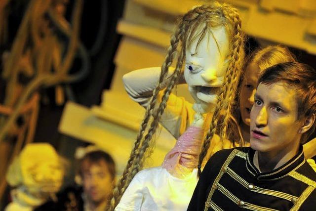 Puppen für Kleist