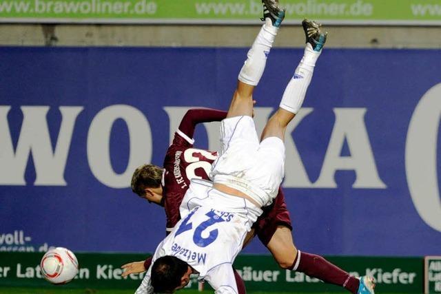 Schalke geht unter, SC verliert