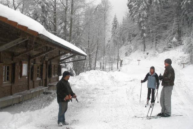 Wintersportsaison ist eröffnet