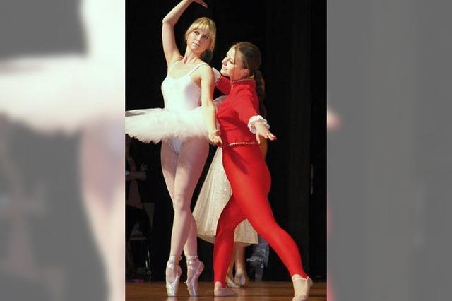 Gelungener Abstecher ins klassische Ballett