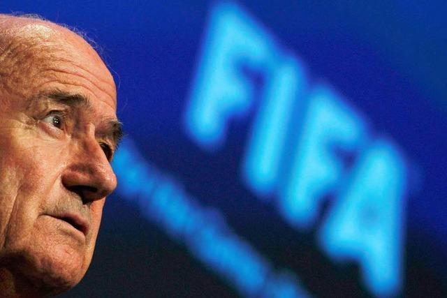 Korruptionsverdacht: Fifa droht ein neuer Skandal